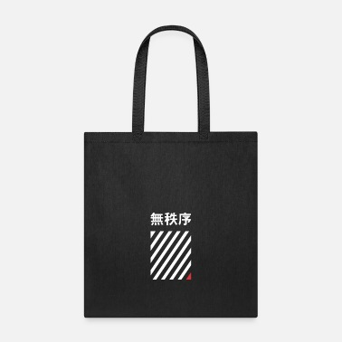 Modernist Urban Disorder - Tote Bag