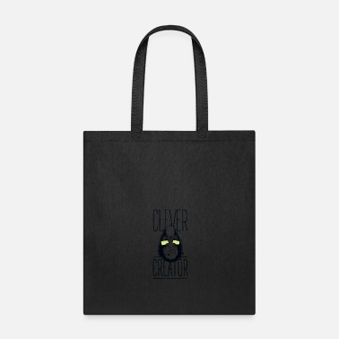 Clever Clever Creatur - Tote Bag