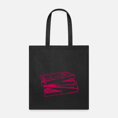 Video Video VHS - Tote Bag