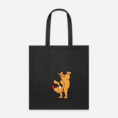 Drawing Dachshund - Tote Bag