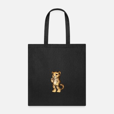 Pony Jaguar Tiger Lion Cheetah - Tote Bag