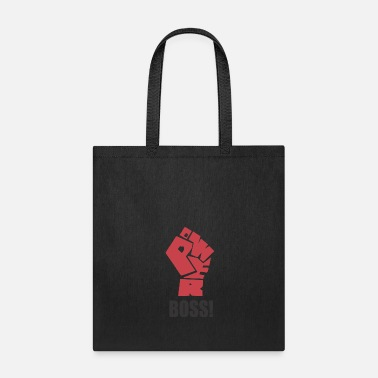 Boss Boss - Tote Bag