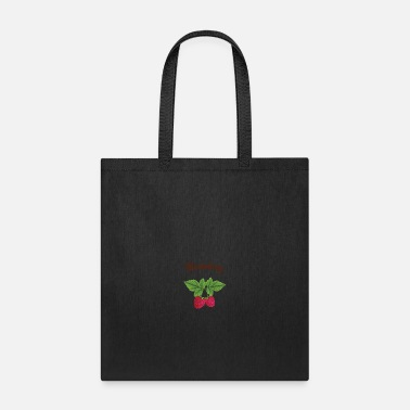 Witty Witty Marionberry - Tote Bag