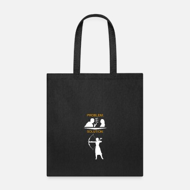 Robin Hood Problem Solution Archery - Tote Bag