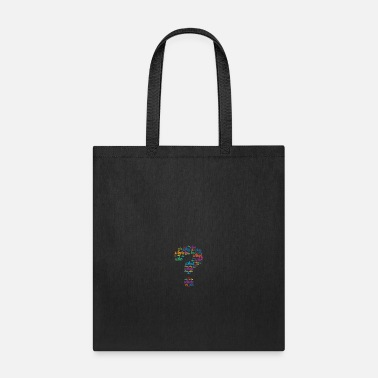Mark Something question mark 3490199 - Tote Bag