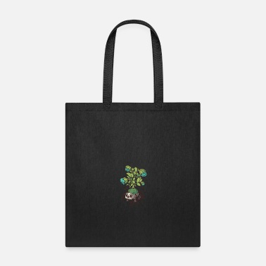 Plant Grounds Bulba Plant - Tote Bag
