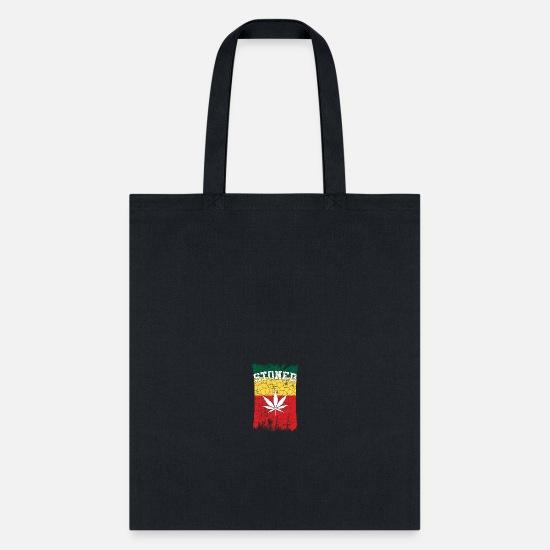 4/20 420 Funny Weed Ganja Cannabis Jamaica Flag Tote Bag