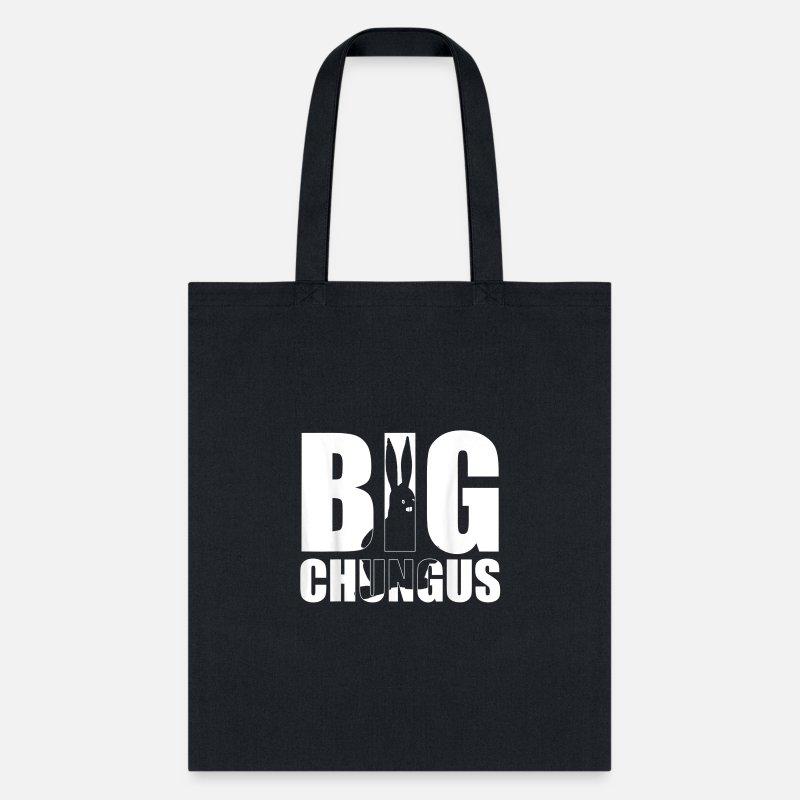 Funny Big Chungus T Shirt Meme Cute Gift Tote Bag Spreadshirt