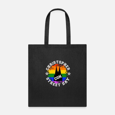Cologne CSD Cologne LGBT Gay Pride Rainbow - Tote Bag