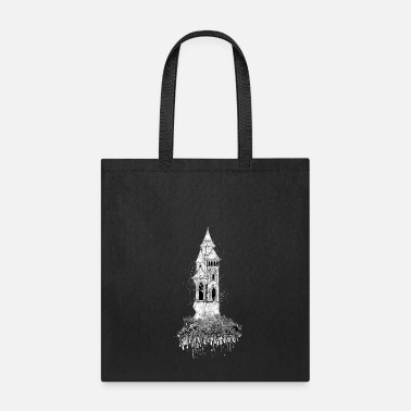 ivory tower - Tote Bag