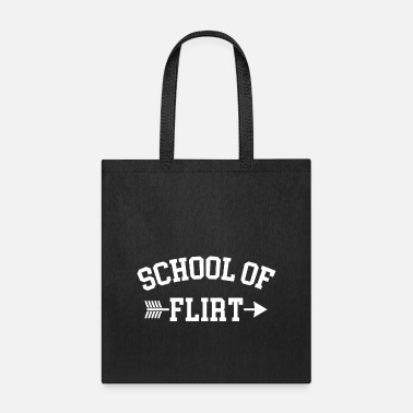 Flirting SCHOOL OF FLIRT - Tote Bag