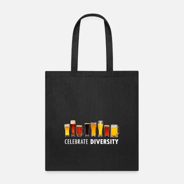 Celebrate Celebrate Beer Diversity - Tote Bag