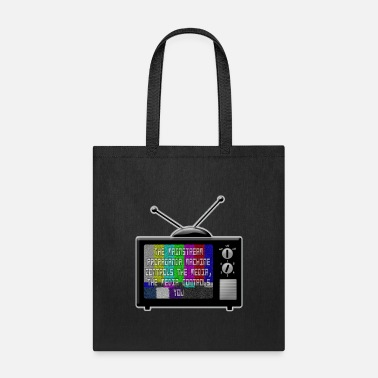 Propaganda Mainstream Propaganda - Tote Bag