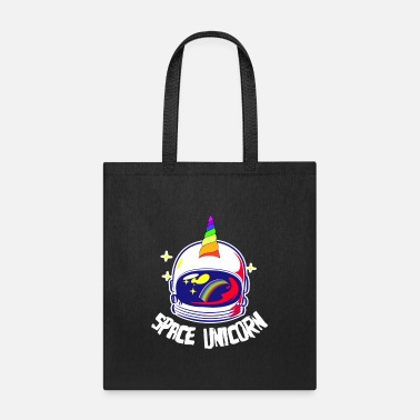 Spacemonster Unicorn Einhorn Space Astronaut Gift Idea - Tote Bag