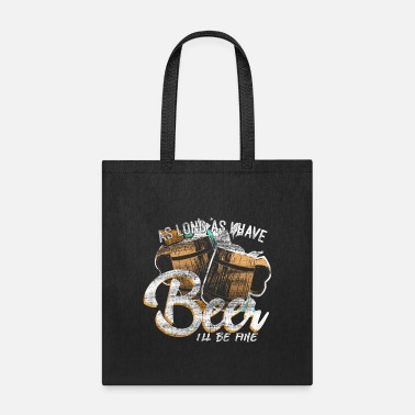 Tent Beer gift - Tote Bag