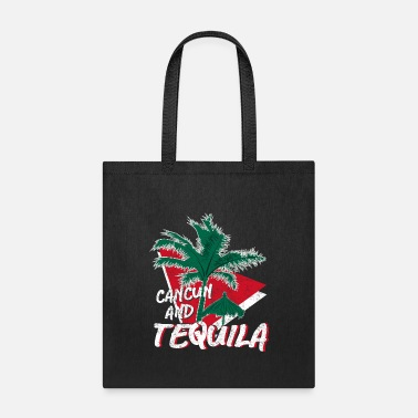 State Capital Mexico Cancun tequila - Tote Bag
