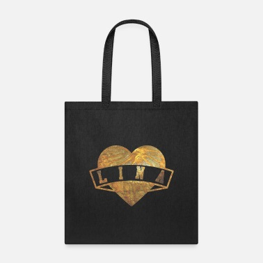 First Name lina - Tote Bag