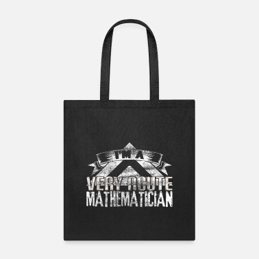 School Mathematician Teacher Pi Gift idea - Tote Bag