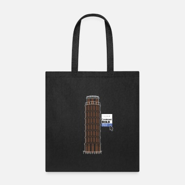 Inclined Tower Italic Pisa - Tote Bag