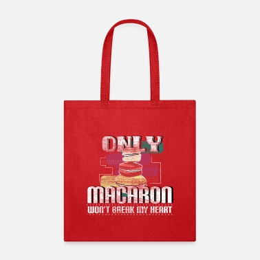 Fine Macaron bakery colorful gift idea - Tote Bag