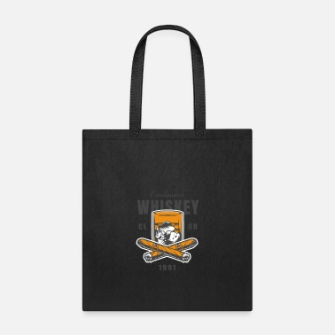 Whiskey WHISKEY AND CIGARETTE FOR EVERYONE - Tote Bag