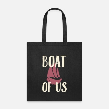 Sailboat Boating Sailboat Boatman Sailing Sail Funny Gift - Tote Bag