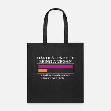 Anti Vegetarian - Tote Bag