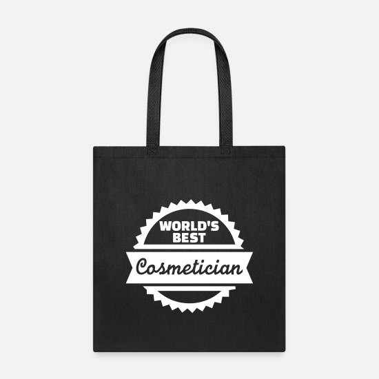 Nails Bags & Backpacks - Cosmetician - Tote Bag black