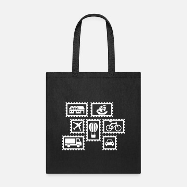 Stamp Stamps - Tote Bag