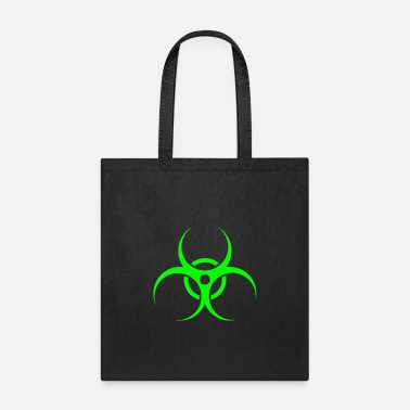 Bio biohazard green - Tote Bag
