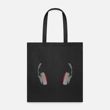 Mp3 Headphones Cool Simply and Classy - Tote Bag