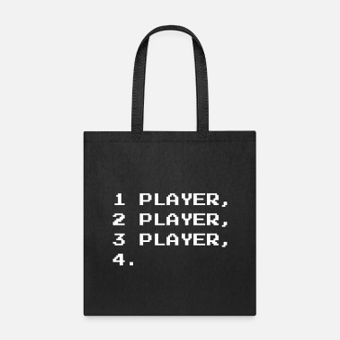 Multiplayer MULTIPLAYER - Tote Bag