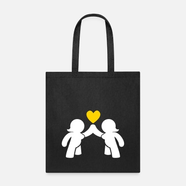 Eve EVE and EVE ladies in love - Tote Bag