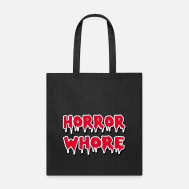 Film HORROR WHORE - Tote Bag