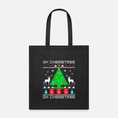 Fair Chemist Element Oh Chemistree Christmas - Tote Bag