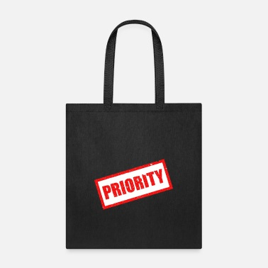Priorities Priority - Tote Bag
