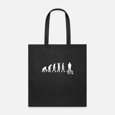 Parents Pigeon - Evolution of Man / Darwin - Tote Bag