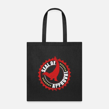Seal Funny Seal Pun, Seal Of Approval - Tote Bag