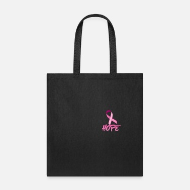 Awareness HOPE (PINK RIBBON) - Tote Bag