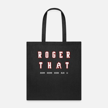 World Trade Centre Roger That - Tote Bag