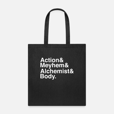 action bronson - Tote Bag