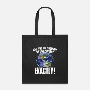 Outerspace Space Earth Funny Funny Astronomy Gift - Tote Bag
