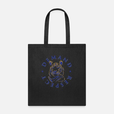 Demanding Demand Respect - Tote Bag