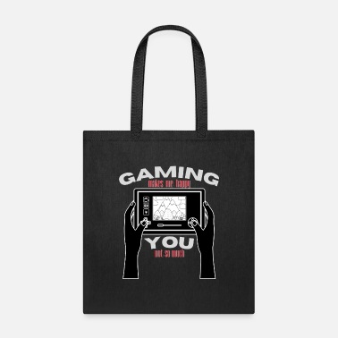 Gaming Makes Me Happy - Tote Bag