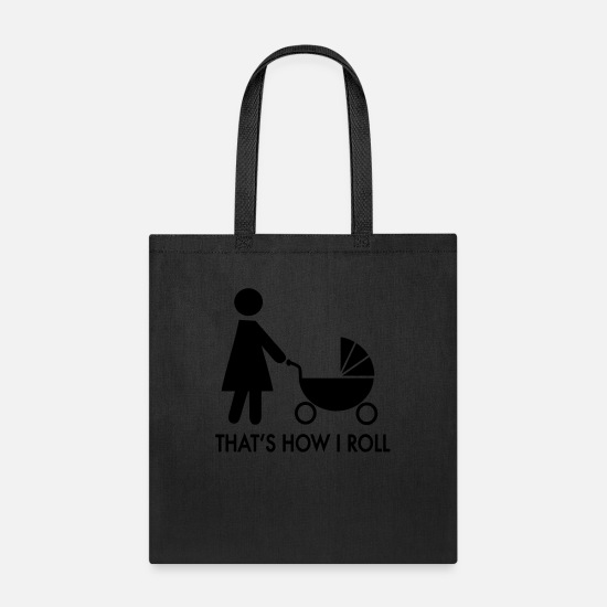 Mother Bags & Backpacks - mother - Tote Bag black