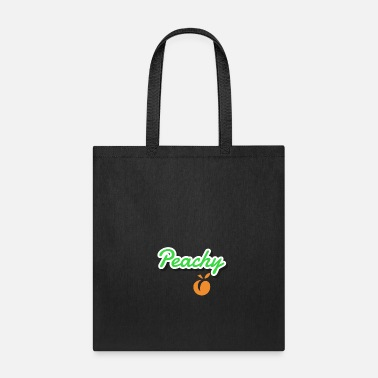 Peachy - Tote Bag