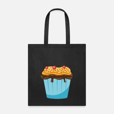 Cake cupcake muffin cake kuchen backen bakery7 - Tote Bag