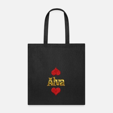 Alva Love Alva - Tote Bag