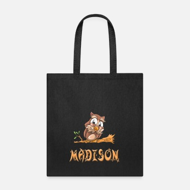 Madison Madison Owl - Tote Bag