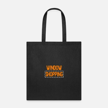 Windows Window shopping - Tote Bag